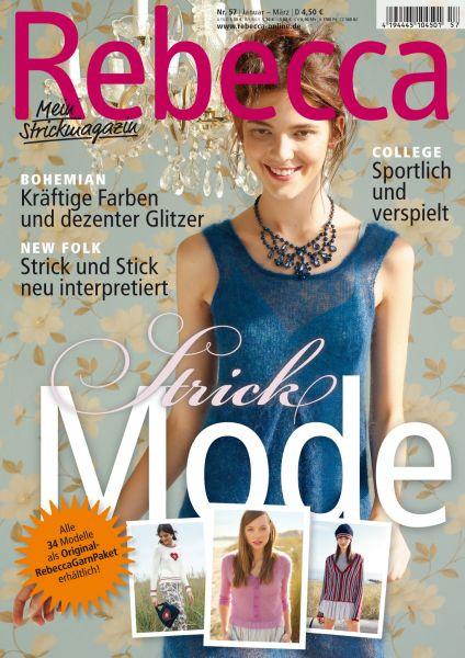 Rebecca Heft Nr. 57